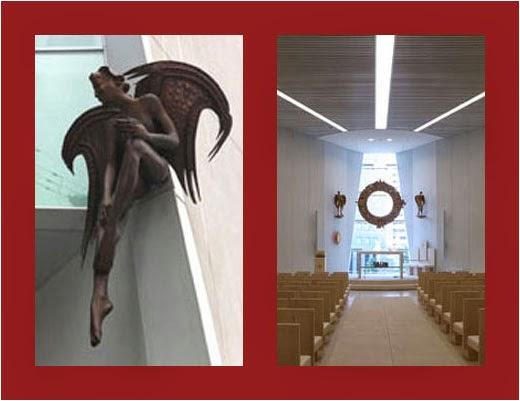 カトリック大阪梅田教会(サクラファミリア)