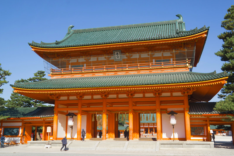 京都 平安神宮 写真3