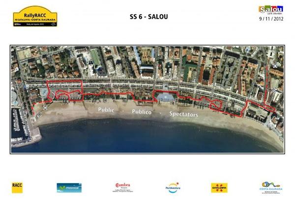Circuito urbano por el centro de Salou
