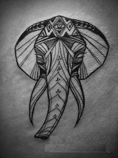 70 leading elephant tattoo styles and tips tattoosme tattoos ideas k. Black Bedroom Furniture Sets. Home Design Ideas