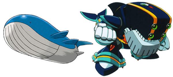 """Sự giống nhau """"kỳ lạ"""" giữa Pokémon và Mega Man X 13"""