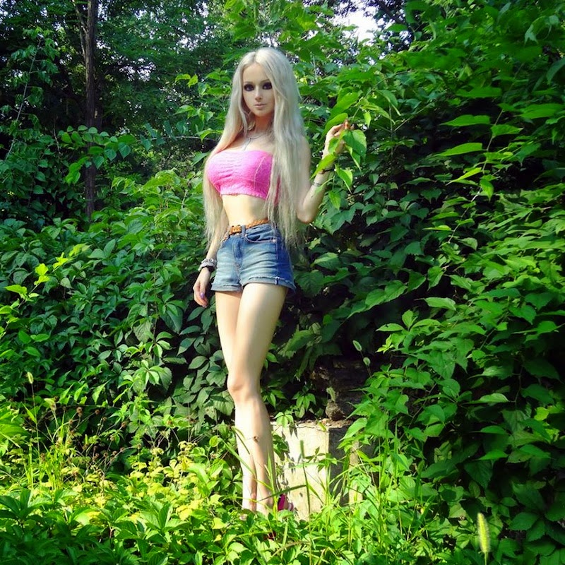 Real Life Barbie Doll 10