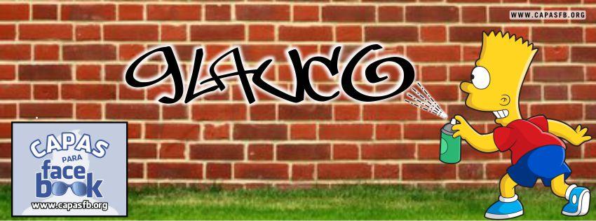 Capas para Facebook Glauco
