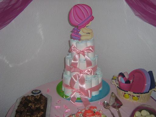Pin de panales para baby shower nina decoracion fiestas on pinterest - Decoracion para baby shower nina ...