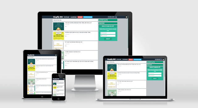Share template blogger SimplifyWAI Premium