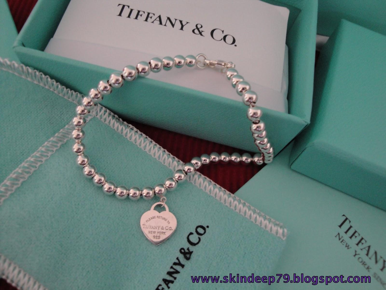 e0099cd79 Tiffany Mini Heart Lock Bracelet - Image Of Bracelet