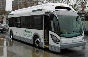 EcoRide Autobús Ecológico Y Sustentable