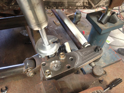 FJ40 Dana 60 High Steer Arm