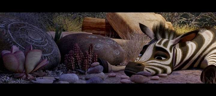 Screen Shot Of Hollywood Movie Khumba (2013) In Hindi English Full Movie Free Download And Watch Online at Alldownloads4u.Com