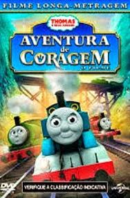 Thomas e seus Amigos Aventura de Coragem