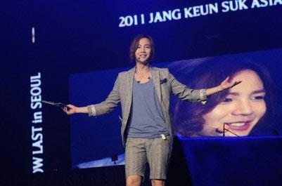 Jang Geun Suk ปิดฉากเอเชียทัวร์ท่ามกลางแฟน ๆ กว่า 2,500 คน