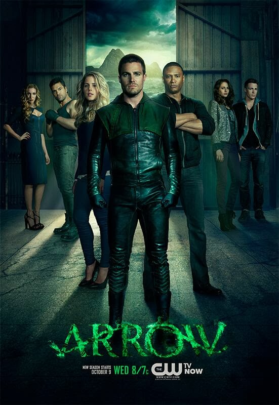 Serie Poster Arrow S02E10 HDTV XviD & RMVB Legendado
