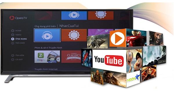 Các lỗi TV Toshiba hay gặp và cách khắc phục