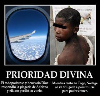 prioridad divina