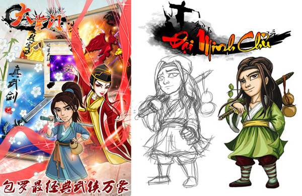 """""""Trùm cuối"""" Emobi Games chia sẻ về Đại Minh Chủ 3"""