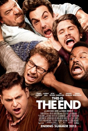 Wallpapers This Is the End (2013) HD Film Movies