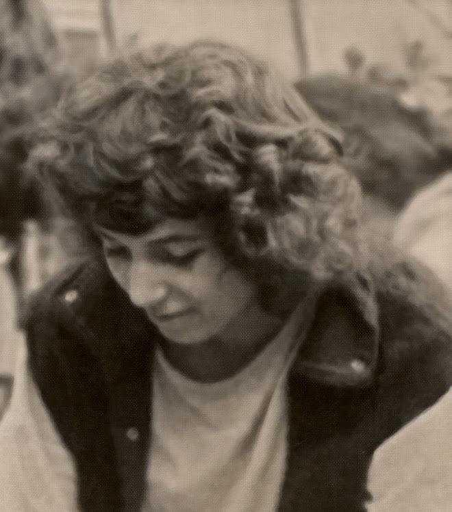 биологический факультет МГУ, 1-й курс, 1984 год,