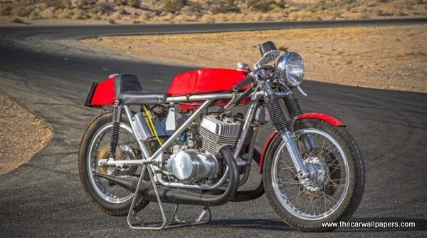 Retro Motorcycle Collection