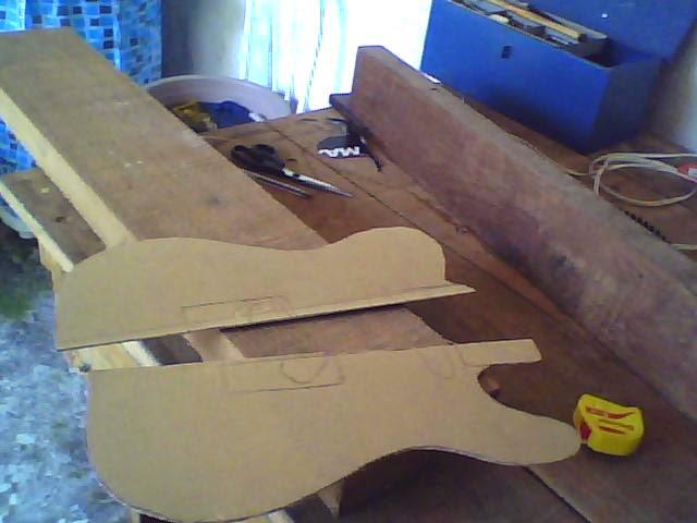 Construção guitarra telecaster, meu 1º projeto bolt on. Finalizado e com vídeo Imagem+035