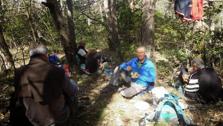 Randonnées des 3 Clubs du 11 avril 2015-Circuit vert de 13 Km DSCN9639