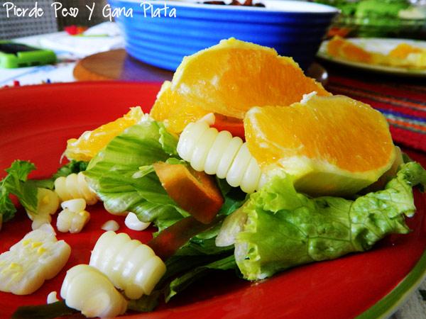 ensalada, verduras