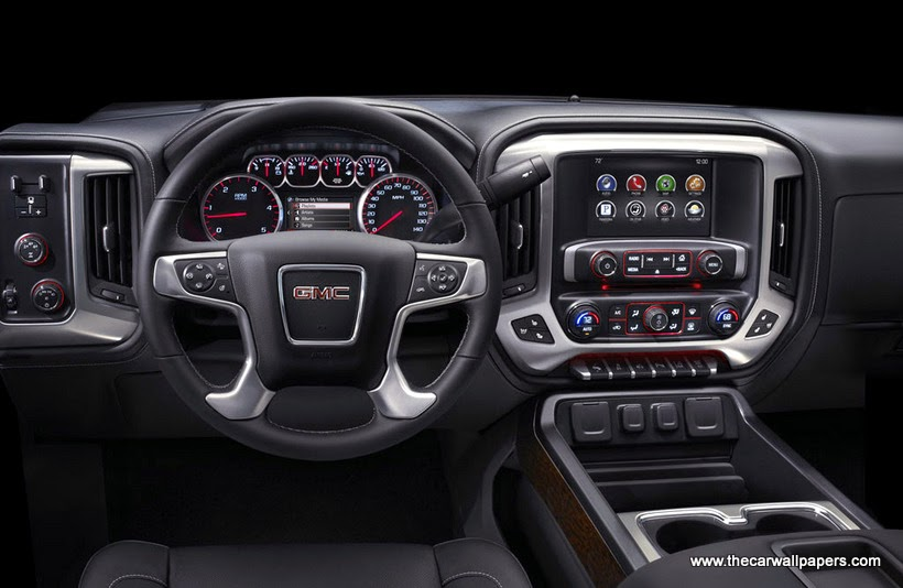 GMC Sierra HD 2015