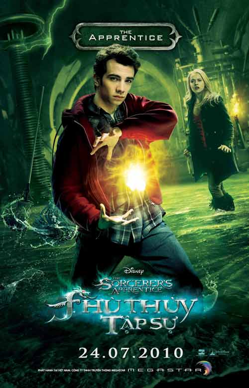 Phù Thủy Tập Sự - The Sorcerer Apprentice (2010) | HD 720p