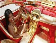 مرسيدس بالياقوت والذهب بسعر 14 مليون دولار