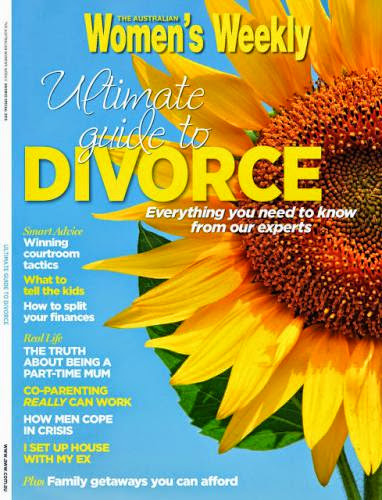 The Australian Women Weekly Ultimate Guide To Divorce