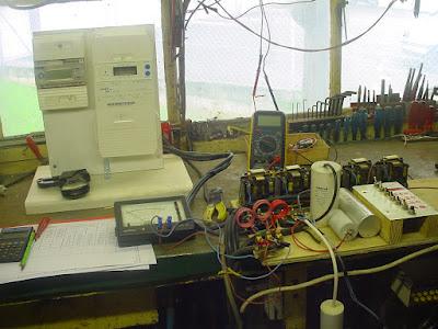 Comment convertir du 230V MONO en 400V TRI -- le RotaTransfo - Page 4 DSC04934