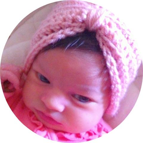 Kozy Co Crochet Baby Turban Pattern