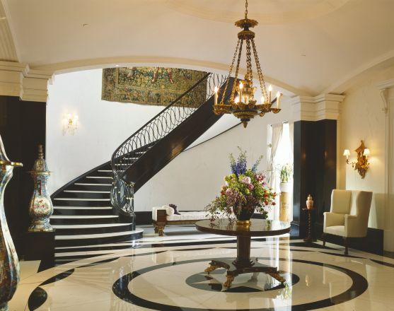 Beautiful Foyers Impressive Foyer Fabulosity Part Ii  The Enchanted Home Decorating Inspiration
