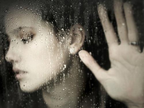 Thơ mưa buồn cô đơn