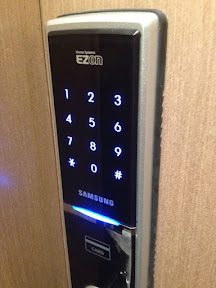 Hi-tech entry