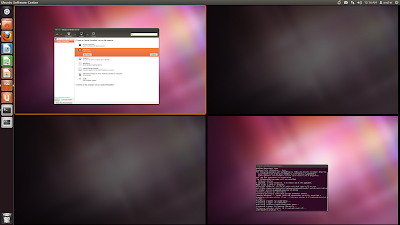 Ubuntu 11.10 Oneiric Ocelot - workspaces