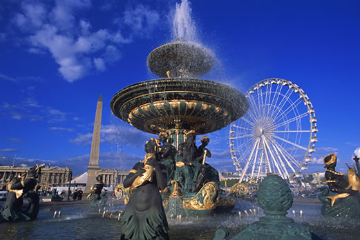 コンコルド広場(パリ)/イメージ