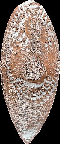 Nashville penny