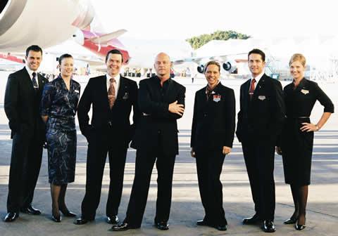Hang hang khong Qantas uy tin