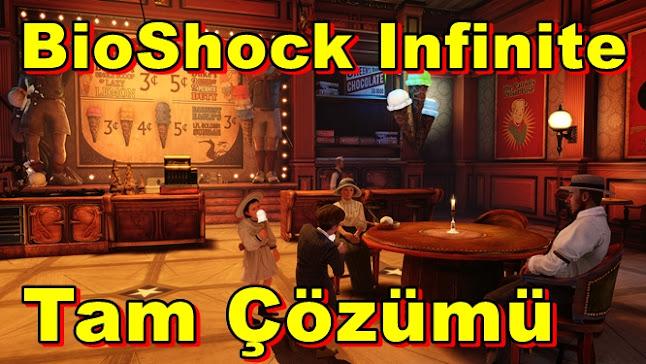 BioShock Infinite Tam Çözümü(Videolu)