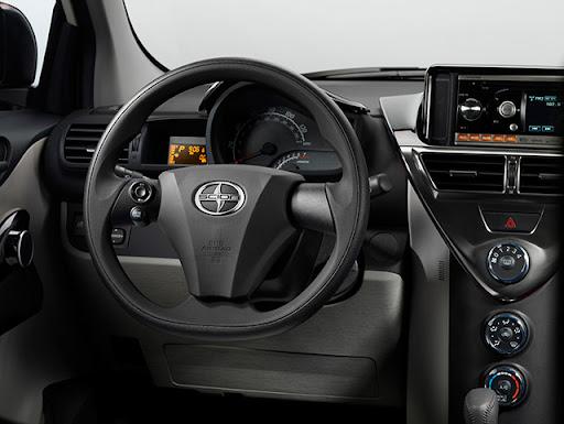 scioniQ 6 Toyota Scion iQ Electric Car To Launch In 2012