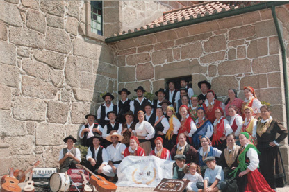 Grupo Folclórico De S. Martinho do Campo