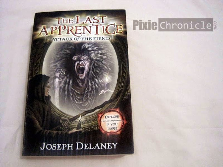 The Last Apprentice: Attack of the Fiend - Book Review - Cover