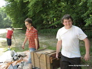2007: Pfingstlager