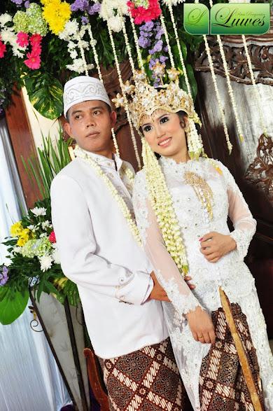 foto pengantin pernikahan