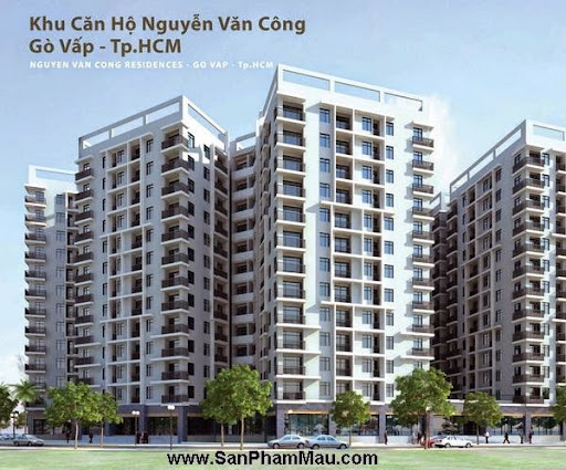 Nội thất bên trong căn hộ Hà Đô - Gò Vấp - TP HCM-1