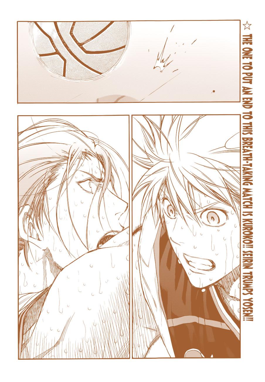 Kuroko no Basket Manga Chapter 169 - Image 02