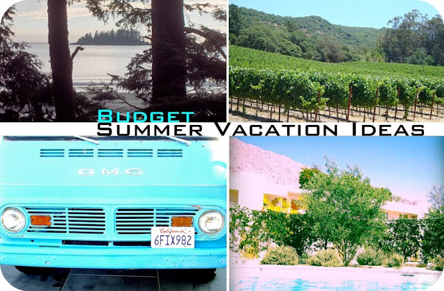 budget summer vacation ideas from seattle or vancouver