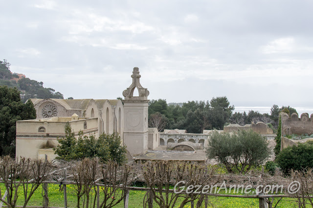 San Giacomo manastırı, Capri