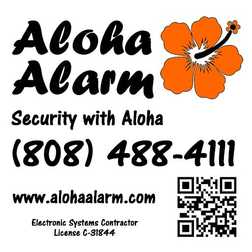 Mark Plischke (Aloha Alarm)