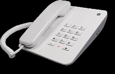 Τηλέφωνο General Electric GE 30043 λευκό
